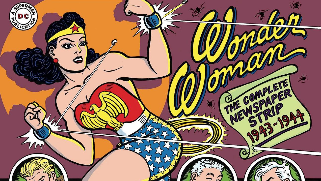WonderWomanComicStrip