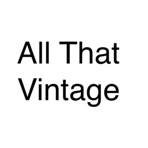 All That Vintage